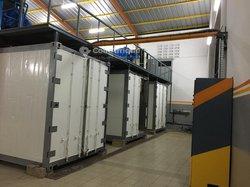 Conteneurs frigorifiques 40 pieds