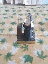 Statuette Sainte Rita