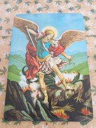 Tableau Saint Michel