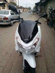 Moto Honda pcx 125 2013