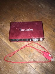 Focusrite audio-interface