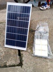 Mini lampadaire solaires 200w