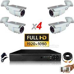 Kit caméra vidéo surveillance AHD
