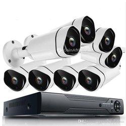 Kit complet de vidéo surveillance 8 caméras