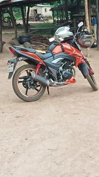 Moto Haojue KA 2019