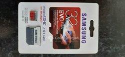 Cartes mémoires Samsung
