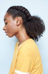 Poudre indienne cheveux 5-en-1