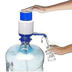Pompe à eau manuelle 20 l