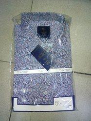 Chemises longues manches  coton pur