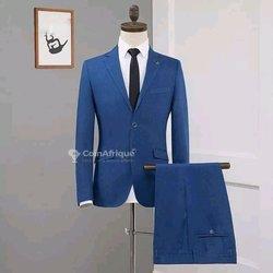 Ensemble costume - veste - pantalon 2 pièces