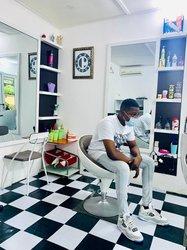 Service de coiffure