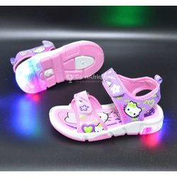 Sandales enfant - rose