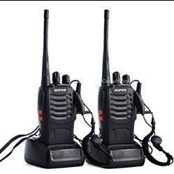Radio-téléphone professionnel 2 pièces