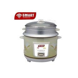 Smart technology cuiseur de riz - stpe-1718r - 1.8l