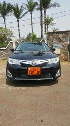 Location Toyota Camry 2014