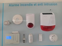 Alarme anti intrusion