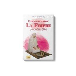 Livre : comment faire la prière pour enfants fille