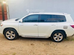Location Toyota Highlander 2010