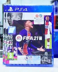 Cd fifa 21 PS4   / PS5