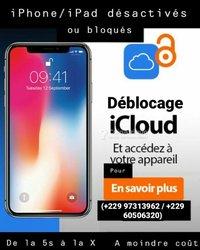 Déblocage iCloud