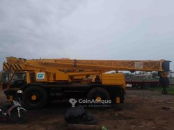 Grue 35 tonnes
