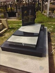 Confection de pierre tombale