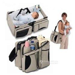 Sac et cousette pour bébé