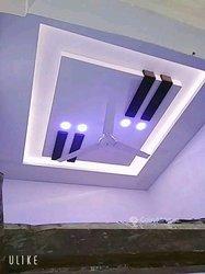 Travaux faux plafond