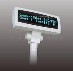 Afficheur client - Imprimante barre code - Caisse enregistreuse