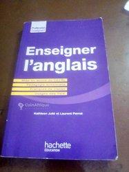 Livre enseigner l'anglais