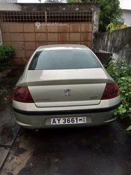 Peugeot 407 2003