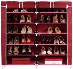 Range chaussures - 32 paires