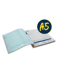 10 carnets de facture personnalisés