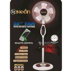 Ventilateur Néon à commande