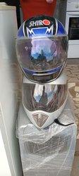 Casques moto