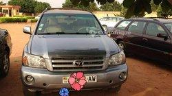Location - Toyota Highlander 2005