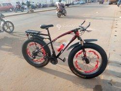 Vélos gros pneu