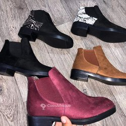 Boots  / mules et ballerines