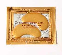 Masque anti-cernes 24k gold au collagene
