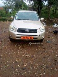 Location - Toyota Rav4