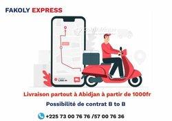 Service de livraison Express