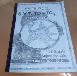 Livres SVT Terminale D & C4
