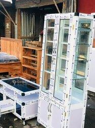 Confection vitrerie en aluminium
