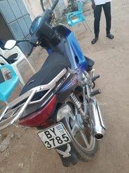 Moto Haojue 2015