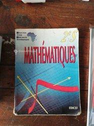 Livres de maths Ciam seconde