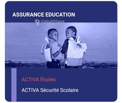 Assurances activa études