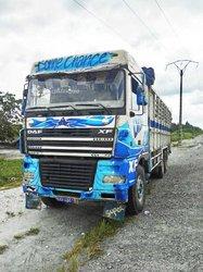 Camion remorque Daf