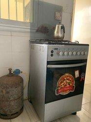 Cuisinière  / réfrigérateur