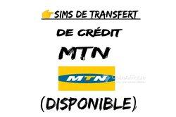 Sim de crédit Mtn