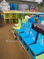 Table-chaise enfants